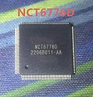 2PCS 100%新しいNCT6776D QFP-128チップセット