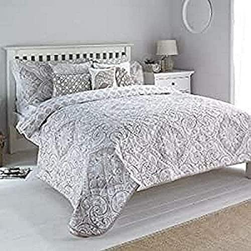Riva Paoletti Ionia 240X260 Bedspread DRIFTWOO, Beige, 240x260cm