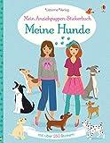 Mein Anziehpuppen-Stickerbuch: Meine Hunde