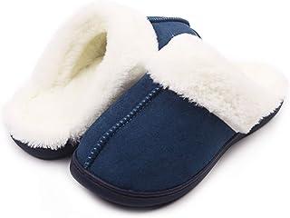 Caramella Bubble Zapatillas para mujer y niña para casa: zapatillas antideslizantes de espuma viscoelástica de piel difusa...
