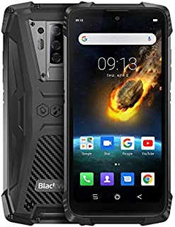 Blackview BV6900 Outdoor Smartphone zonder contract, 5,84 inch FHD + Gorilla Glass 5, IP68 waterdichte robuuste mobiele te...