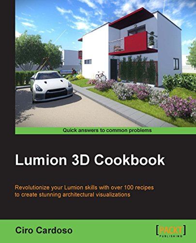 Lumion 3D Cookbook (English Edition)