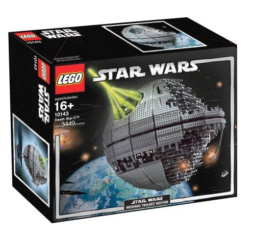 Lego Star Wars Death Star II