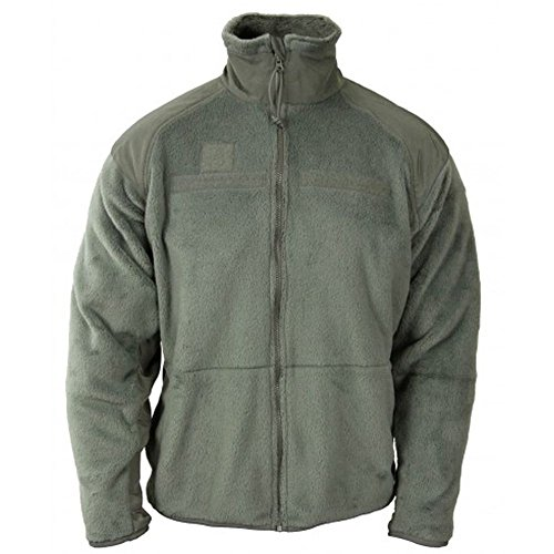 GEN III Polartec Fleece Jacket Foliage Green Genuine Issue (Medium Regular) …