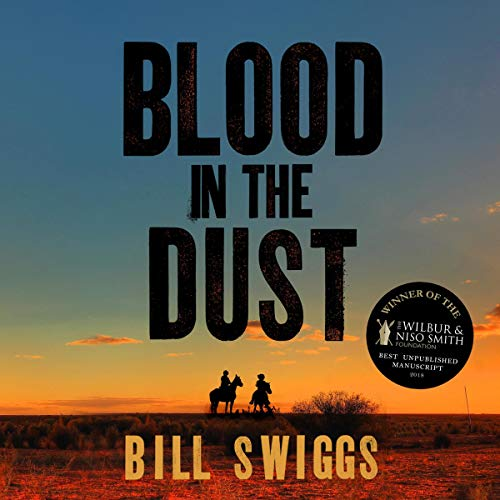 Blood in the Dust cover art