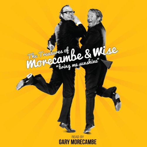 Morecambe and Wise-Bring Me Sunshine cover art