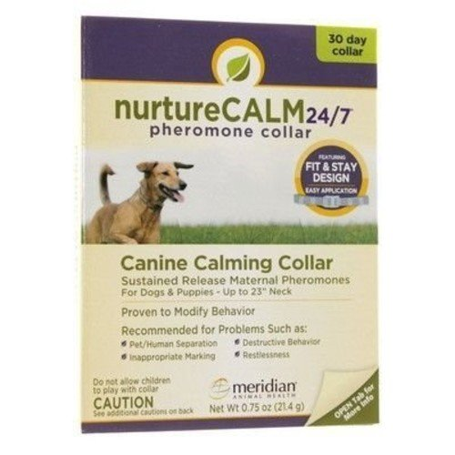 NurtureCALM 24/7 Pheromone Collar for Dogs