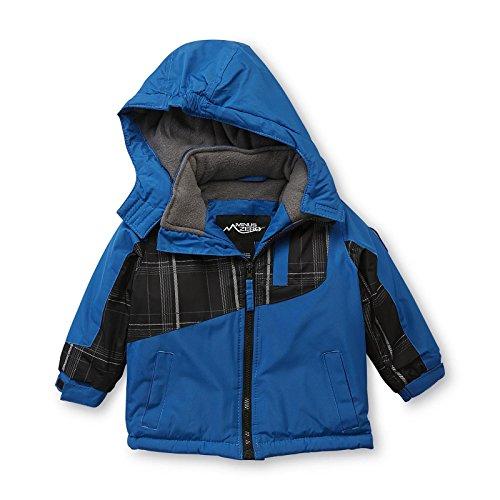 Minus Zero Little Boy's Parka Snow/ski Jacket (24M, Blue)
