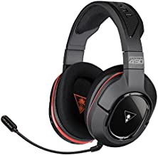 Turtle Beach Ear Force Stealth 450 Fully Wireless PC Gaming Headset with DTS Headphone:X 7.1 Surround Sound