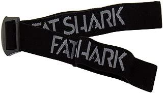 Fat Shark FatShark Black Headstrap with New Logo - FSV2648