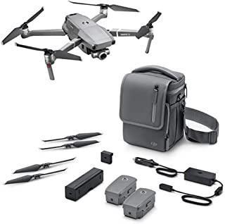 DJI Mavic 2 Zoom Drone, Grey (DJIMV2ZOOM)