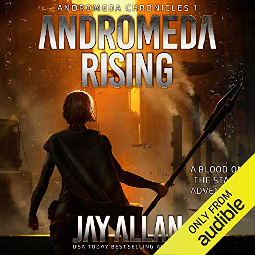 Andromeda Rising cover art