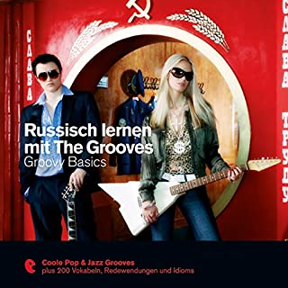 Russisch lernen mit The Grooves - Groovy Basics (Premium Edutainment) Titelbild