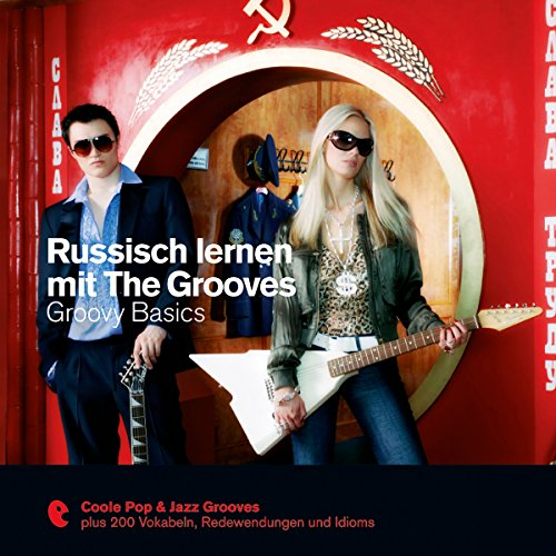 Couverture de Russisch lernen mit The Grooves - Groovy Basics