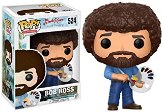 Funko POP Televisión Bob Ross – Collectible figure