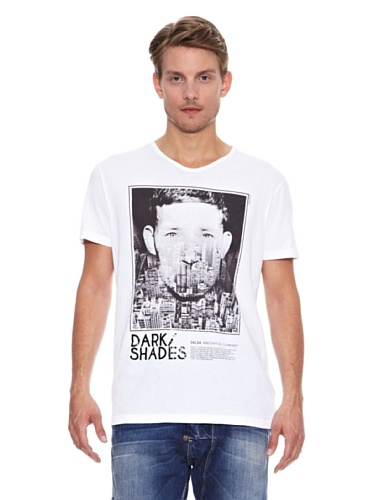 Salsa T-Shirt Cancún Weiß XL