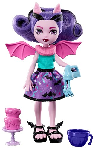 Monster High FCV68 - Muñeca de Fangelica Familiar