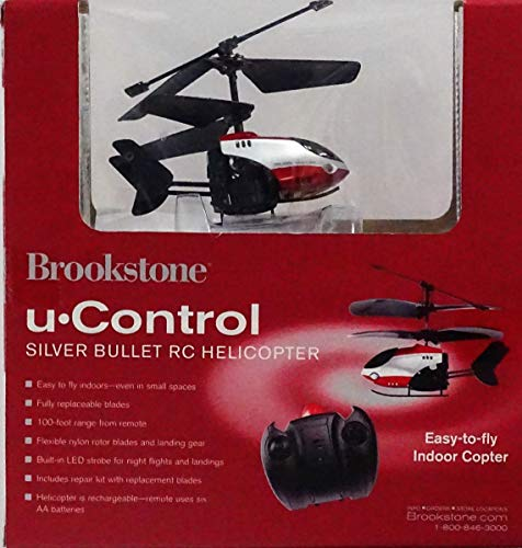 U-Control Silver Bullet RC Helicopter