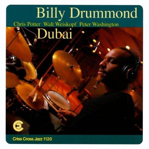 Billy Drummond, Chris Potter, Walt Wiskopf, Peter Washington