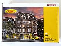 Vollmer 43781 Restaurant フォルマー ヨーロッパ 欧州 建物 家 模型 プラモデル HOゲージ