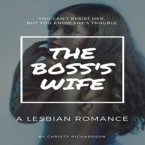 The Boss' Wife  audiobook cover art