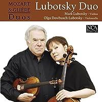 Mozart/Gliere: Duos