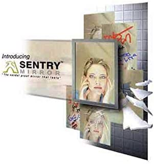 graffiti mirror