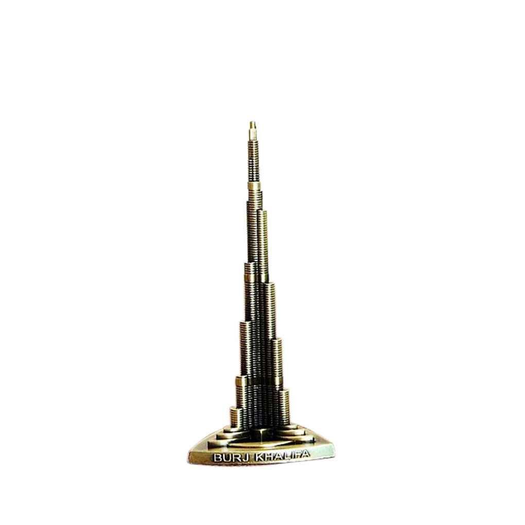 Deinbe Burj Khalifa de Dubai el Edificio más Alto de los Mundos ...