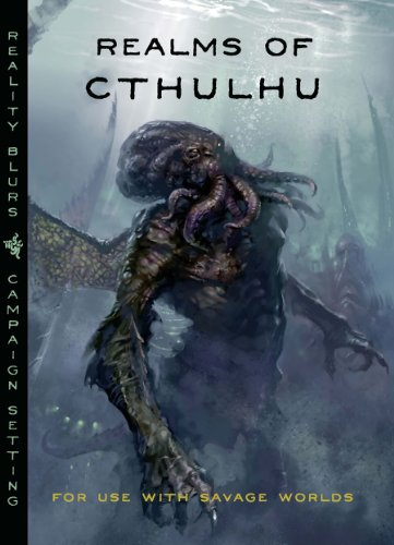 Realms of Cthulhu (REB20001, Savage Worlds)