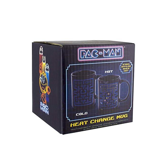 514mg0zEOAL Original diseño de Pac-Man Arcade Maze Clásico Carácter iconos y Pellets aparecen cuando está caliente Gran regalo para cualquier fan de Juego