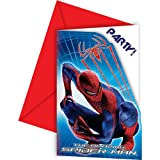 amscan International Laden Amazing Spiderman