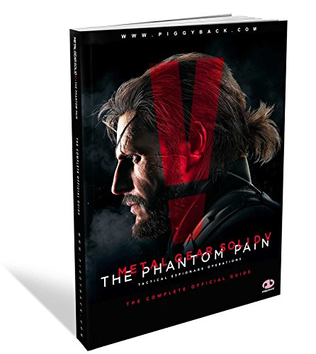 METAL GEAR SOLID V THE PHANTOM: The Complete Official Guide