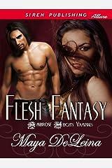 Flesh Fantasy [The Ambrose Heights Vampires 1] (Siren Publishing Allure) Kindle Edition