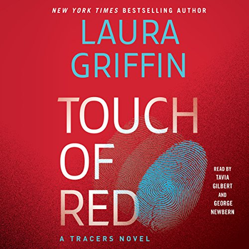 Touch of Red audiobook cover art