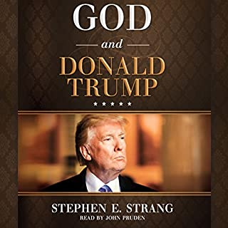 God and Donald Trump cover art