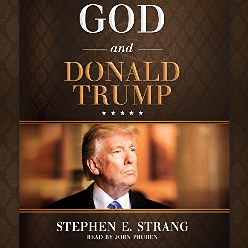 God and Donald Trump audiobook cover art