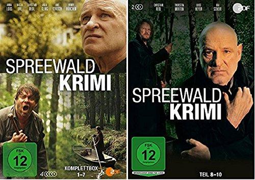 Spreewaldkrimis - Folge  1-10