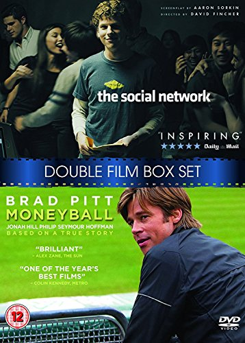 Moneyball / The Social Network [Edizione: Regno Unito] [Reino Unido] [DVD]