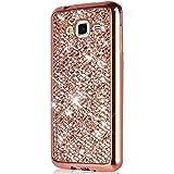 Coque Galaxy Grand Plus,Surakey Paillette Bling Glitter Ultra Mince Transparente...