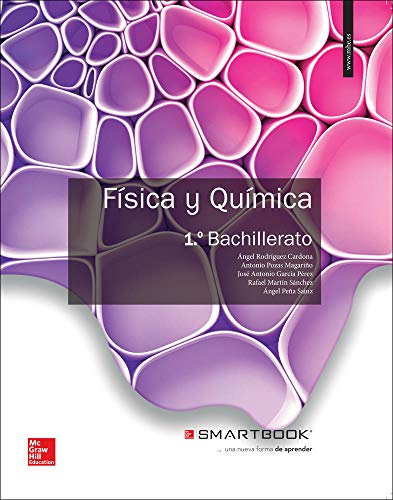 FISICA Y QUIMICA 1 BACHILLERATO - 9788448191542