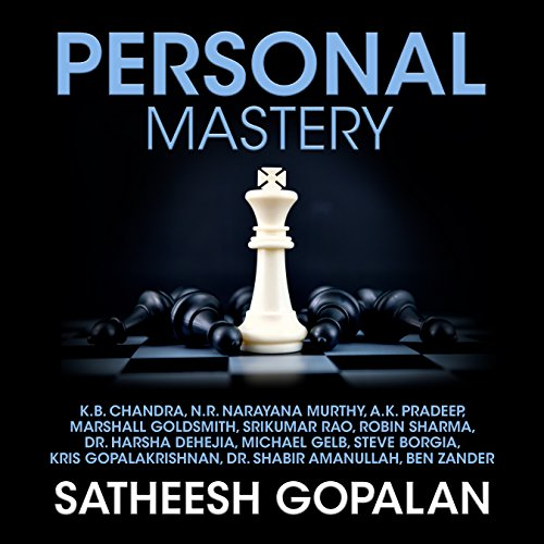 Personal Mastery audiobook cover art