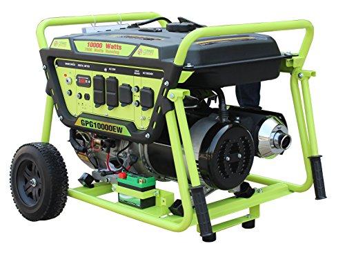 Green-Power America Electric Start Generator