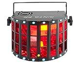 Chauvet Kinta FX DJ Lighting Multi Effect LED Derby Laser Strobe Effect Light