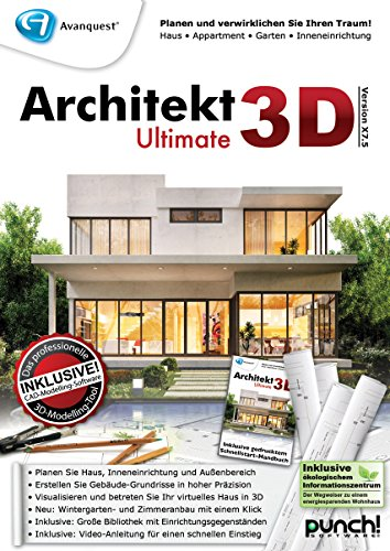 Architekt 3D X7.5 Ultimate [PC Download]