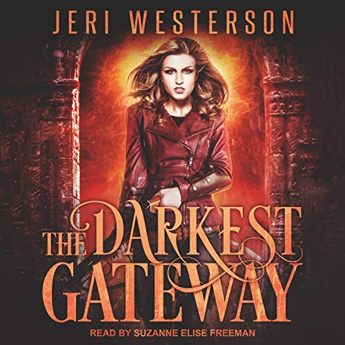 The Darkest Gateway audiobook cover art