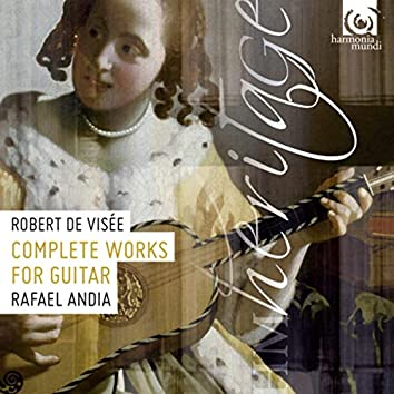 De Visée: Complete Works for Guitar