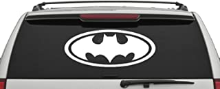 Batman Car Decal - Dark Knight Car Decal - Batman Decor - Super Hero Decal - Batman Wall Sticker - Super Hero Decor - Man Cave Decal
