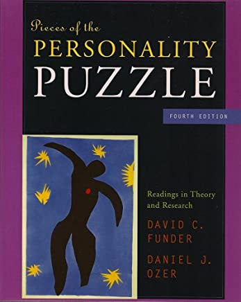 Pieces of the Personality Puzzle: Readings in Theory and Research