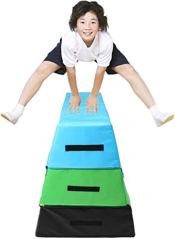Shop Sport 35.4x29.5x35.4inch Foam PVC Soft Plyo Box Plyometric Jump Box Body Exercise Tools Health Fitness Jumping