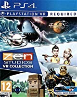 ZEN STUDIOS VR COLLECTION(PS4) - EU版 [並行輸入品]